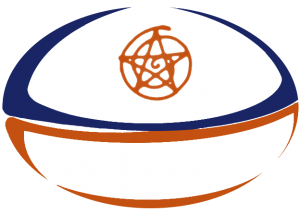 Coven Rugby Ball with Logo